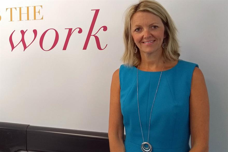 CEO and founder of YES, Sue Gill