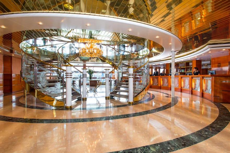 In Pictures: Sunborn London yacht hotel
