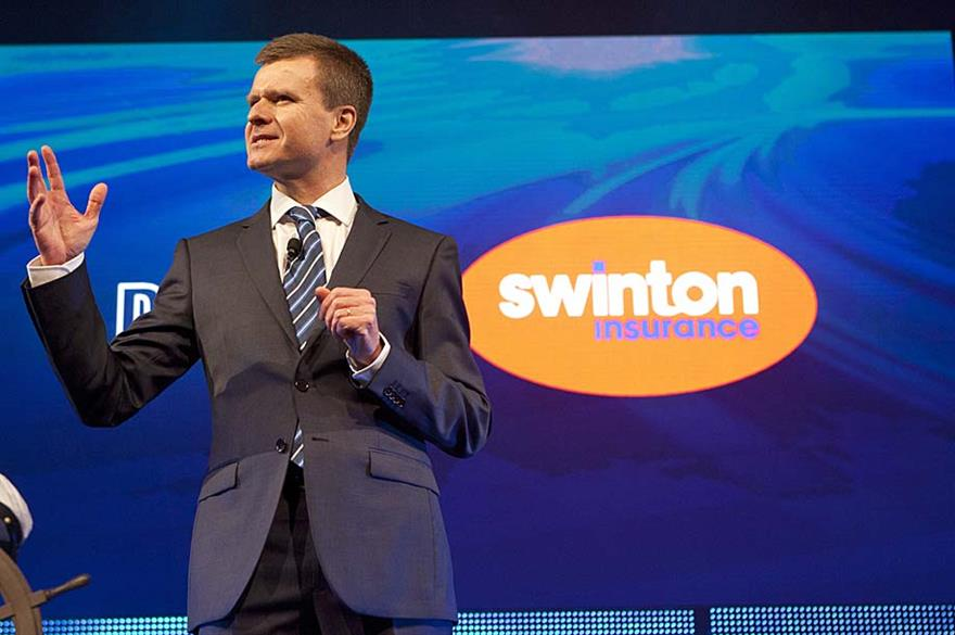 Swinton Group has appointed events agency EXP