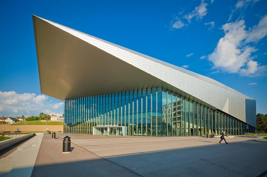 SwissTech Convention Centre
