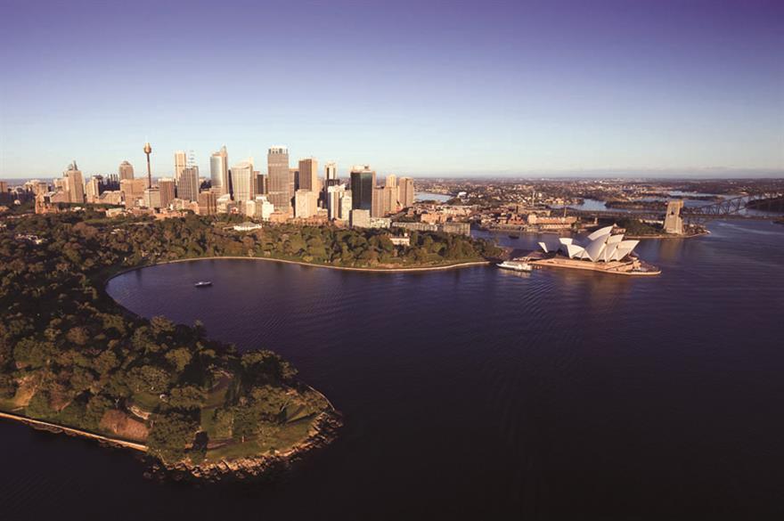 Australia sees increase in delegate arrivals