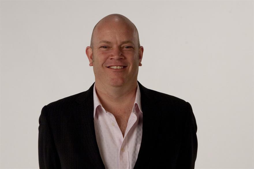 Jono Klingender, TRO's COO for Asia Pacific