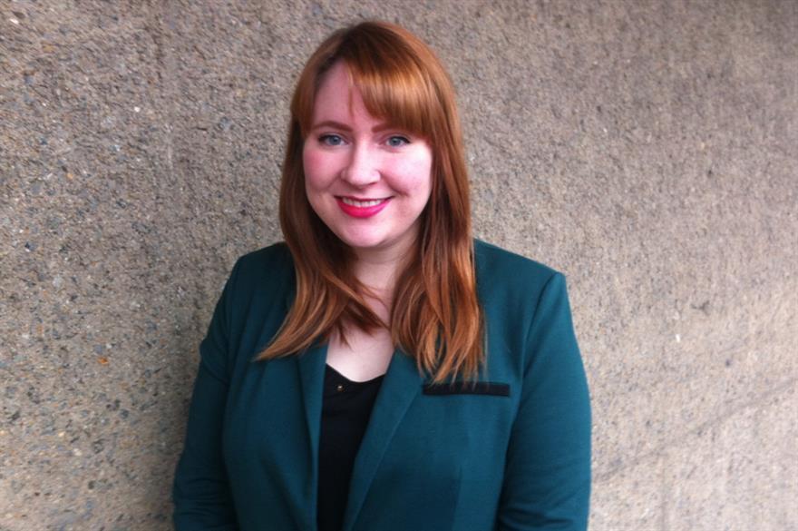 Account executive at Barbican, Tanya Senechal