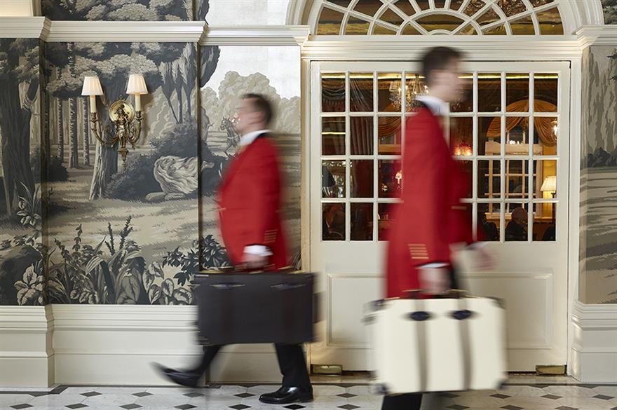 The Goring hotel, London