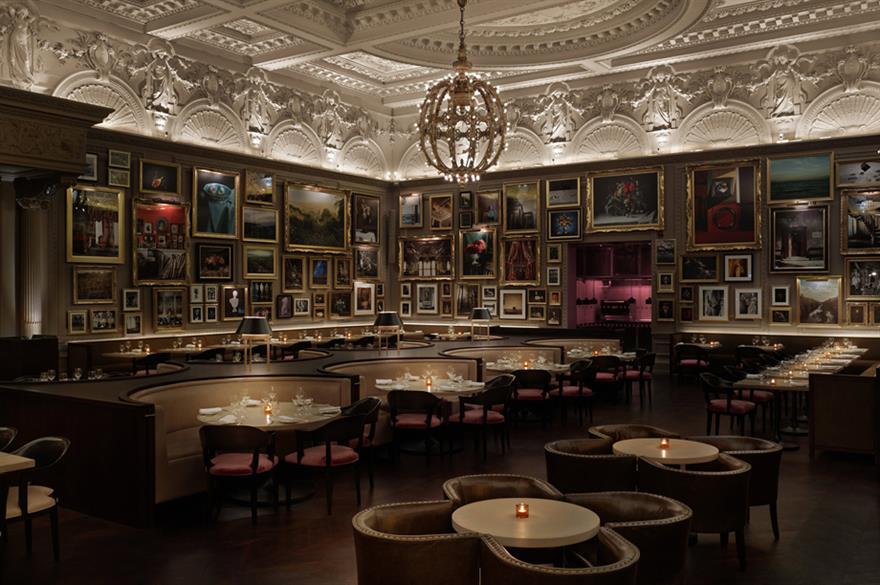 Berners Tavern, The London Edition Hotel, Fitzrovia