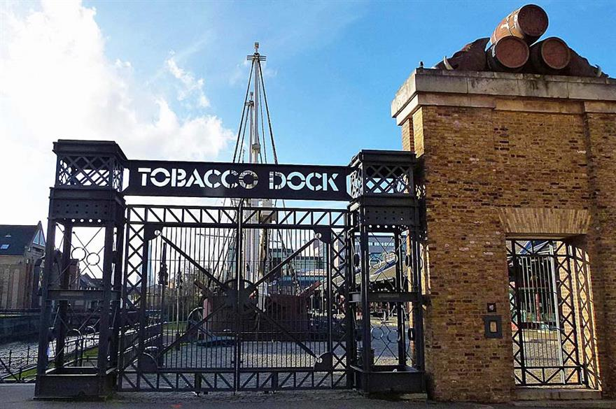 Events agency Team Spirit is to deliver Dunnhumby's 25th anniversary party at Tobacco Dock
