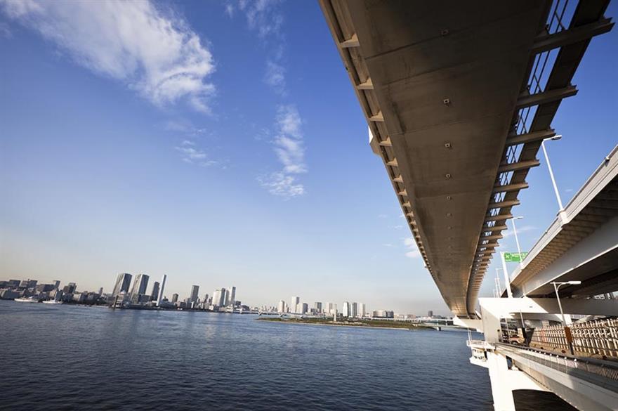 Tokyo Bay (©iStockphoto.com)