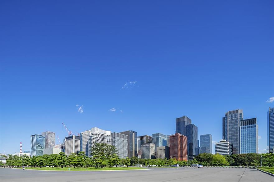 The new Four Seasons hotel will open in the Otemachi district, Tokyo (©iStockphoto.com)