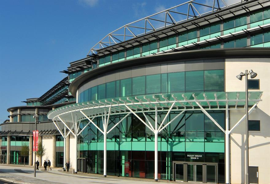 Twickenham Experience sees Christmas party bookings rise