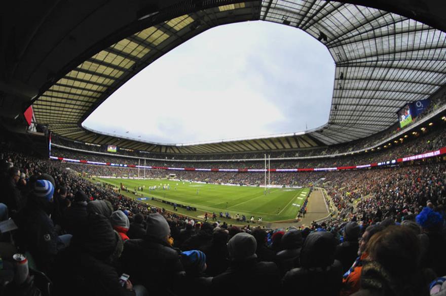 Twickenham Stadium (©Antonio Cinotti)