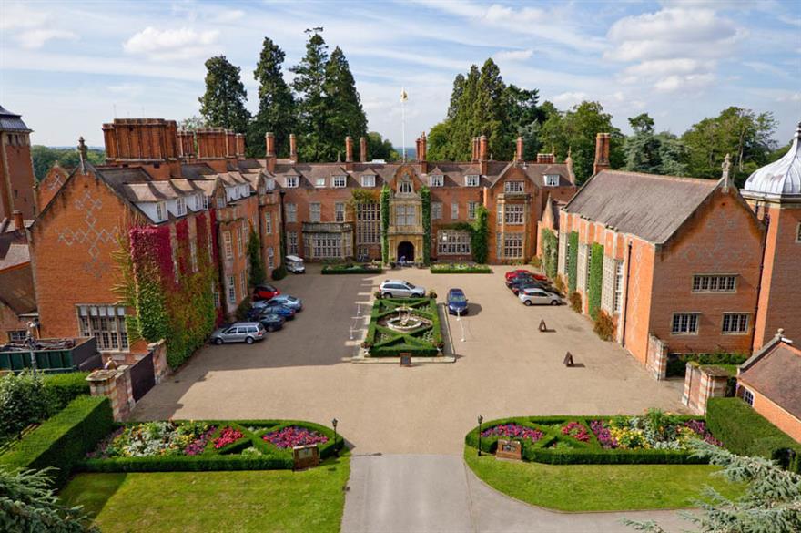 Tylney Hall Hotel & Gardens, Hampshire