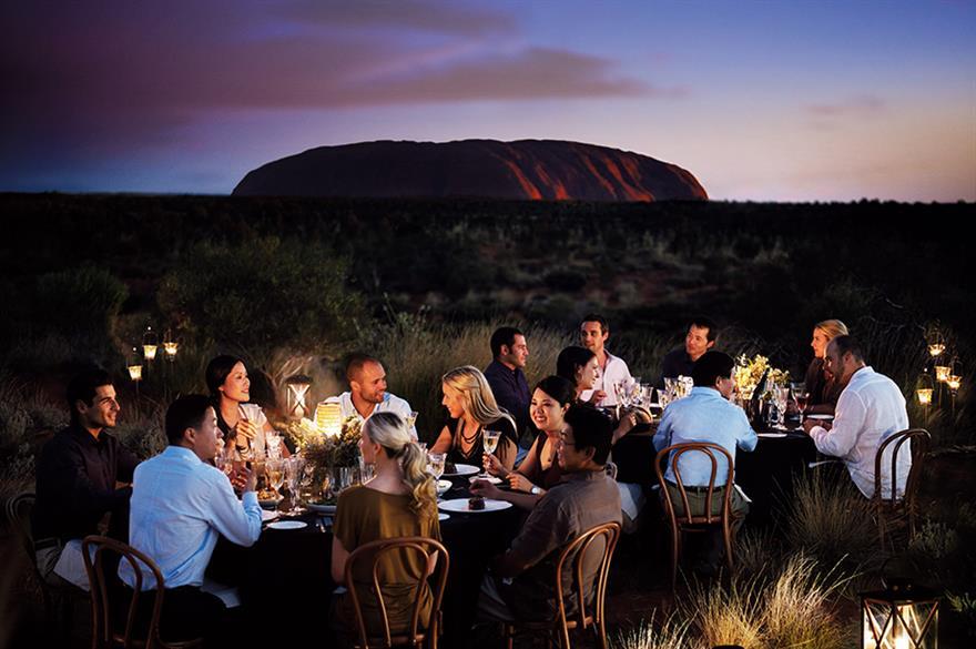 Sounds of Silence, Uluru, Australia