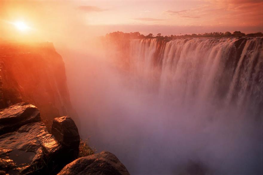 Victoria Falls, Zimbabwe to get international airport