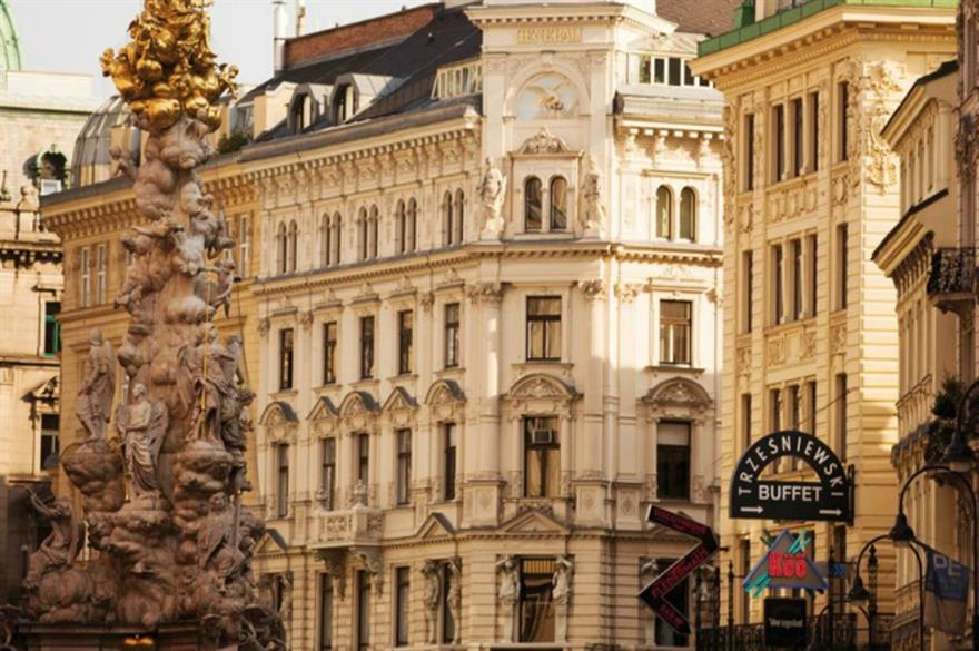 Vienna: secures two association congresses