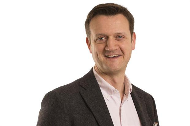 George P Johnson UK appoints Megson as MD