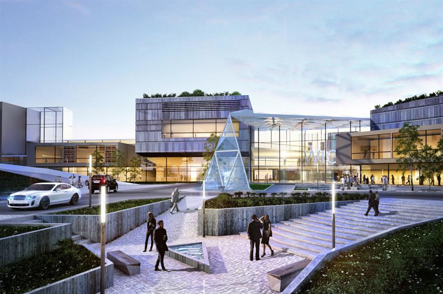 The Wales International Convention Centre at Celtic Manor has received full planning approval
