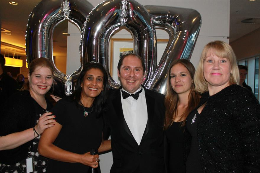 Holiday Inn London - Stratford City launched its new Casino Royale Christmas Party Nights