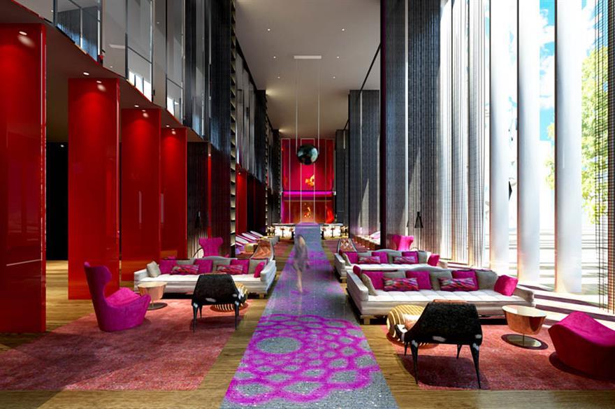 W Beijing – Chang'an hotel