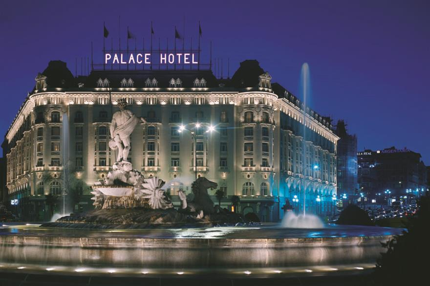 Westin Palace Hotel opens new Espacio Palace conference centre