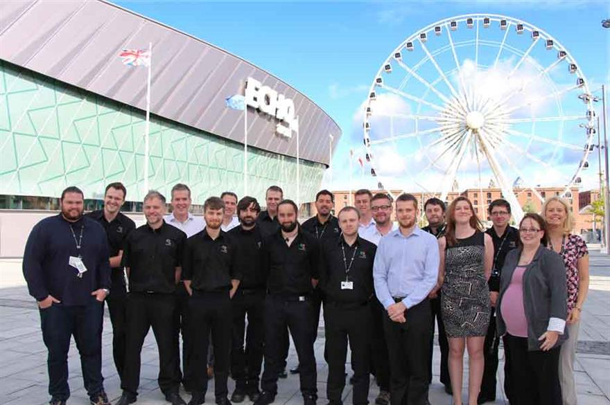 ACC Liverpool invests £250,000 in technical equipment