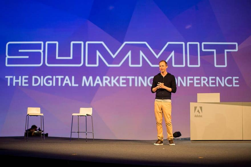 Adobe Summit gets underway at ExCel London