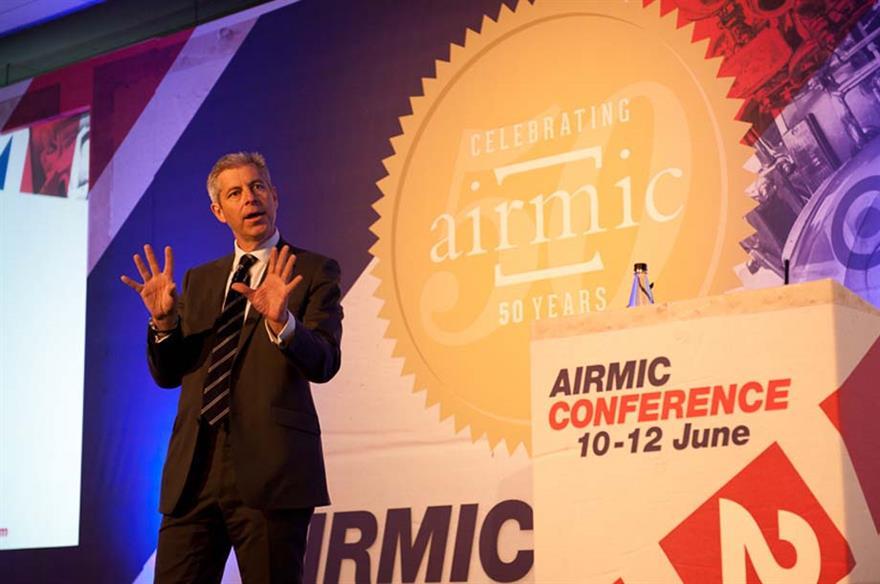 Airmic picks ICC Birmingham