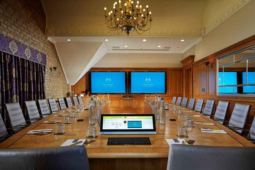 Exclusive Hotels and Venues invests £1m in events facilities