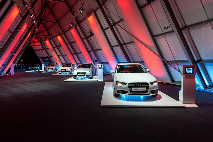 TMB works with clients including Audi