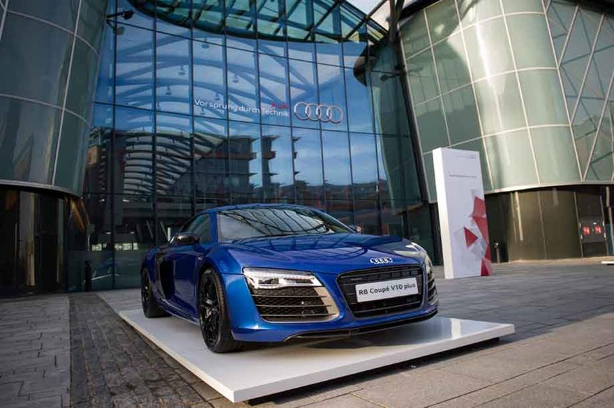 In Pictures: Audi UK National Forum at ACC Liverpool
