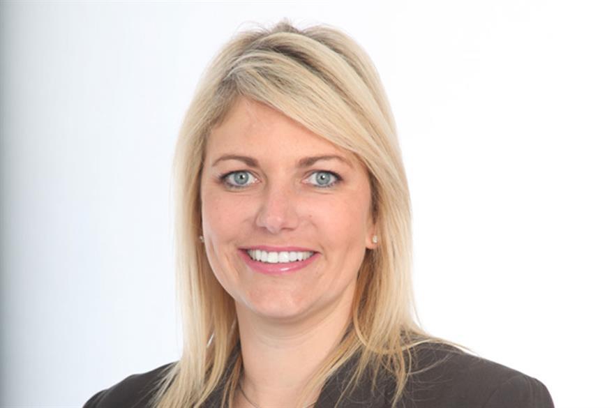 Natalie Gunson, managing director at AYMTM