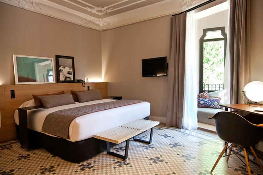 Barcelona debut for Doubletree by Hilton