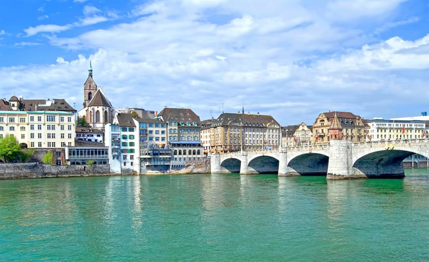 WRG's new office is based in Basel, Switzerland, a key hub for the Bioscience industry
