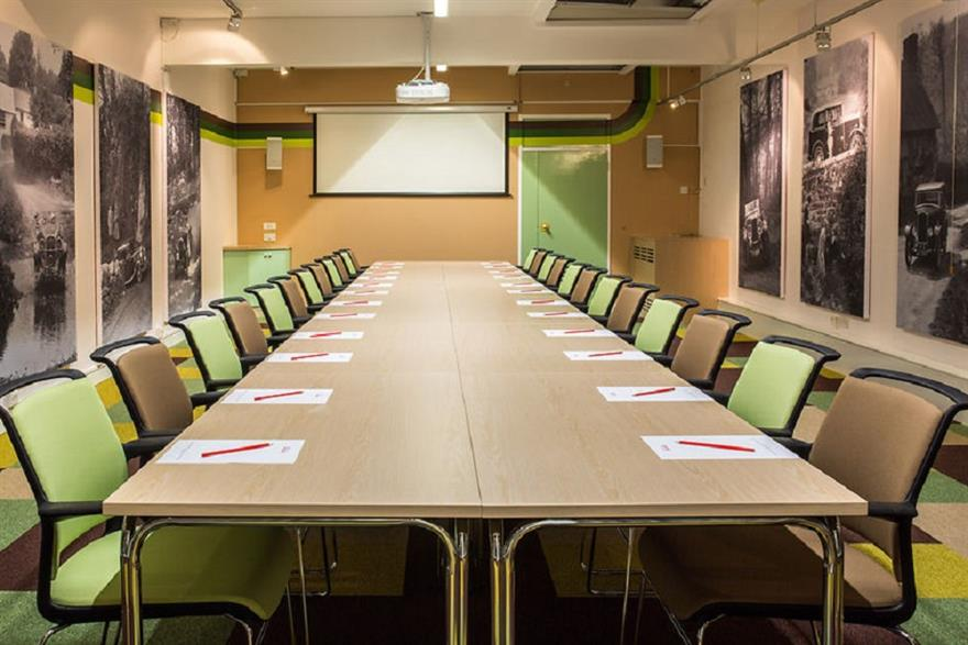 Beaulieu meeting rooms