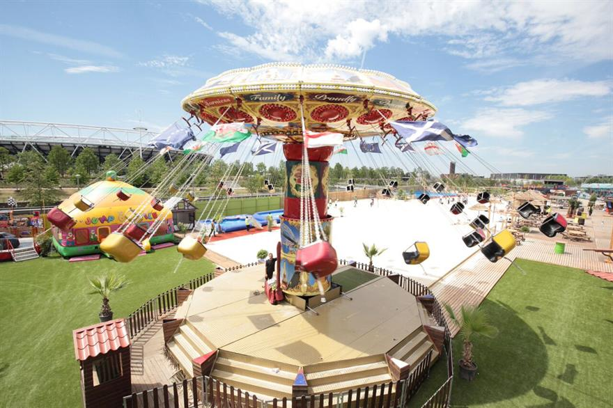 New beach space launches at Olympic Park