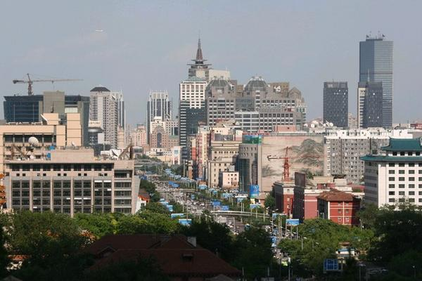 Beijing: site of Grass Roots China office