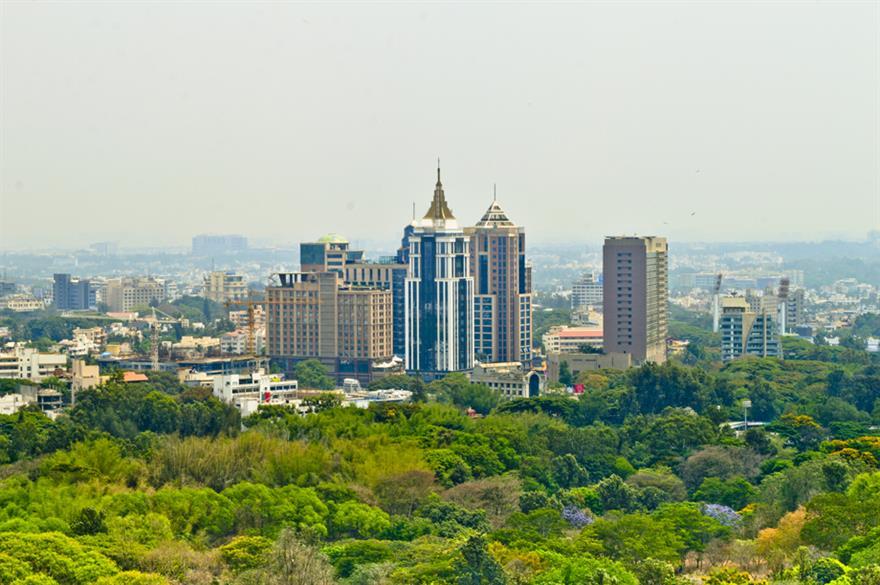Bengaluru (Credit: iStock)