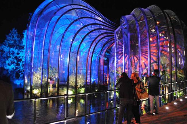Bombay Sapphire gin distillery opens for events