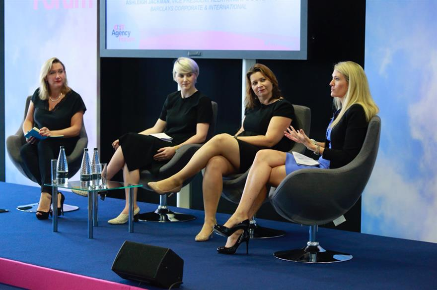 The panel at C&IT Agency Forum discuss 'pitching pitfalls'