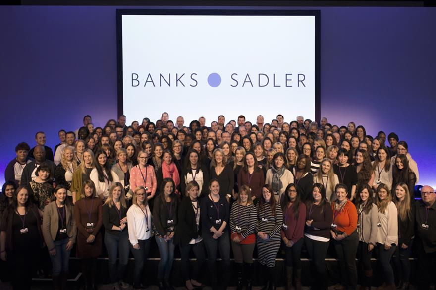 The Banks Sadler team