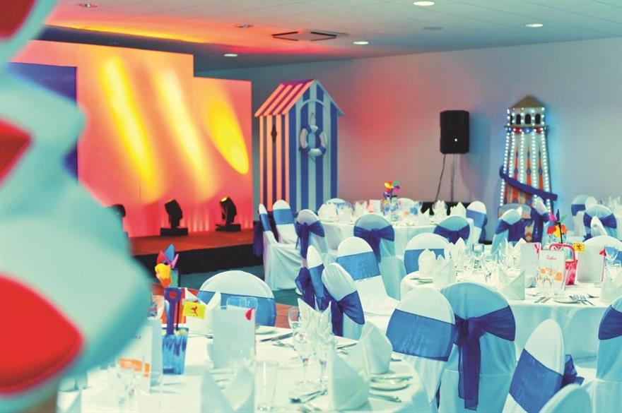 Butlins Events sees corporate events double in 2013