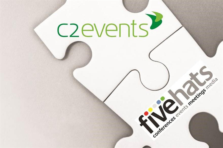C2Events has acquired Five Hats
