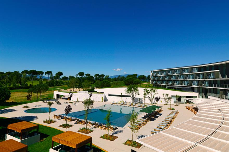 Five-star hotel opens at PGA Catalunya Resort