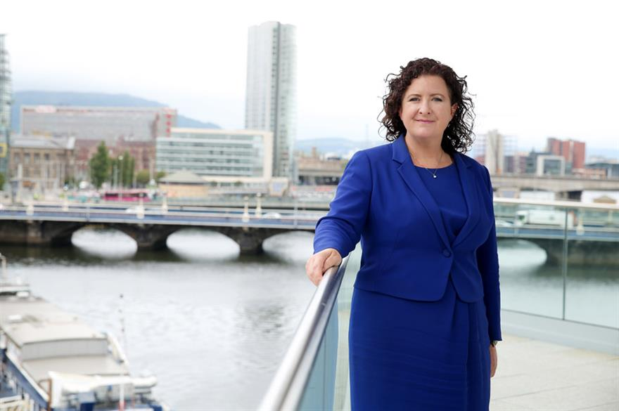 Catherine Toolan joins Belfast Waterfront as MD