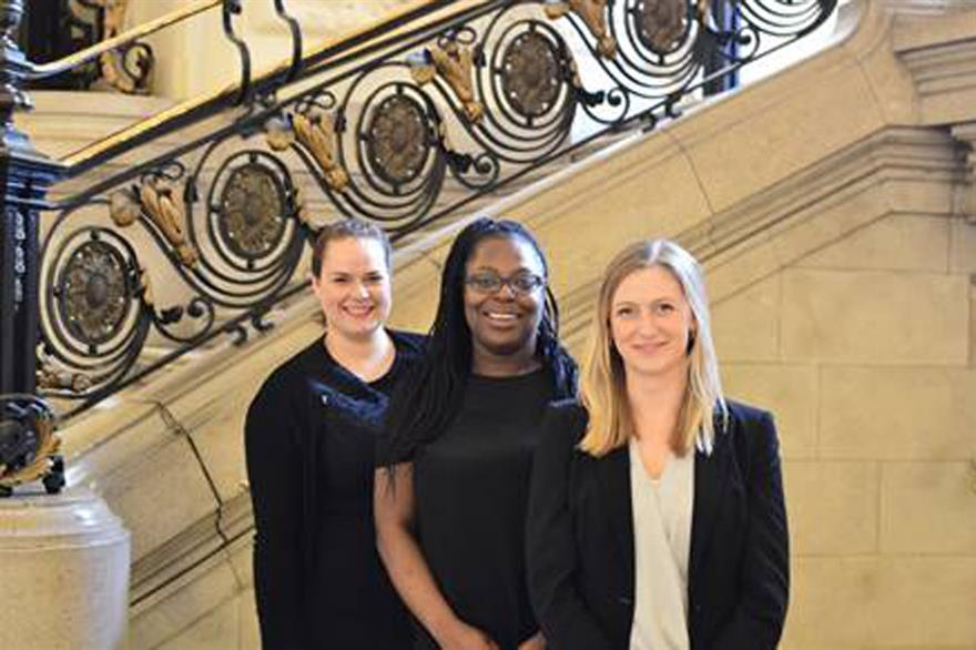 Central Hall Westminster expands team