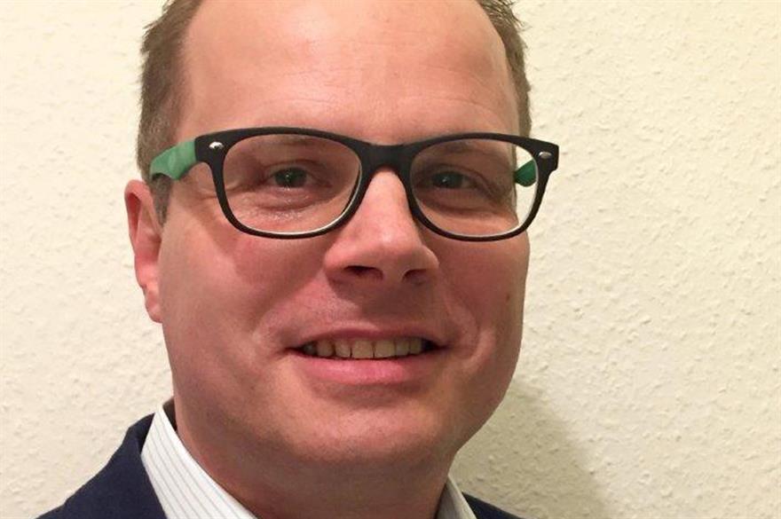 Boris Doerwald of Chambers Travel Management