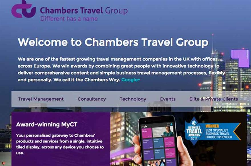 Chambers Travel Group expands Netherlands presence