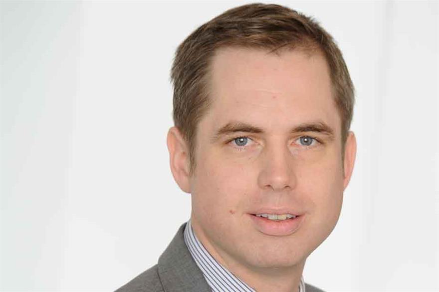 Anthony Elliott, vice president of sales EMEA, Chambers Travel Group