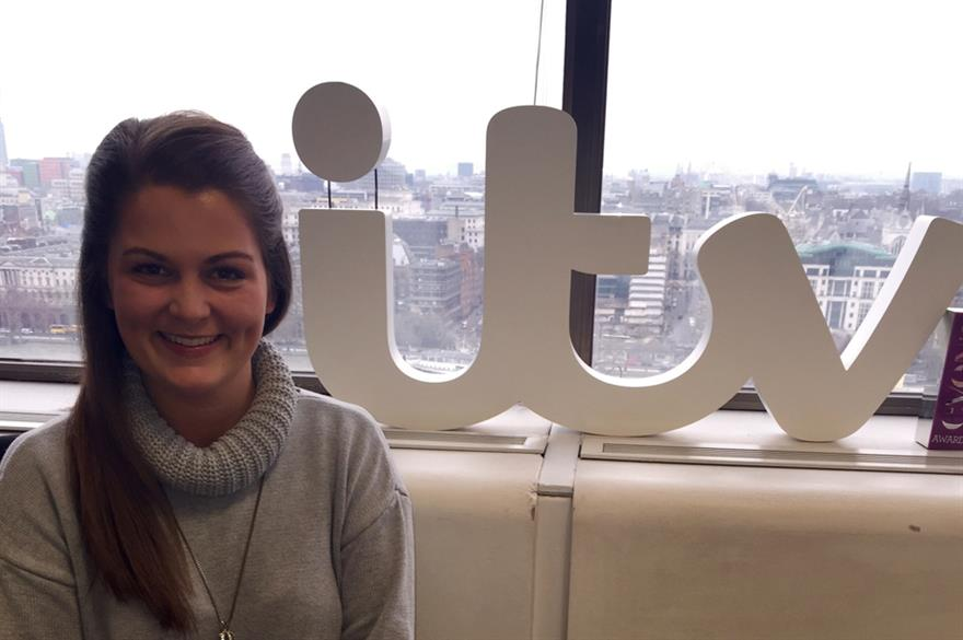 Charlotte Jarman joins the ITV events team
