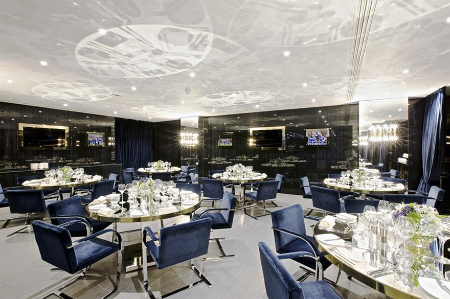 Directors Lounge, Stamford Bridge