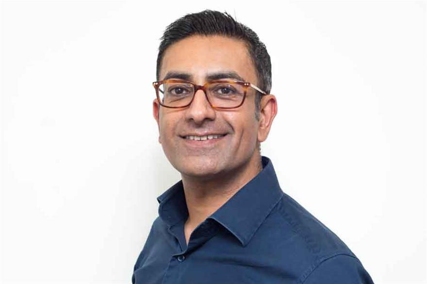 Chillisauce head of sales Raj Patel
